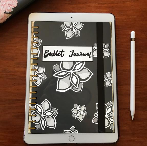 Bullet Journal Digital TidyToc